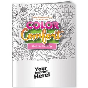 Color Comfort - Hues of Healing (Breast Cancer Awareness)