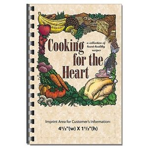 For Your Health Cookbook - Cooking For The Heart
