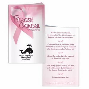 BIC Graphic® Better Book: Breast Cancer Awareness